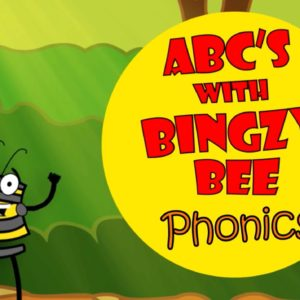 Learn to read with ABCs Bingzy Bee Phonics